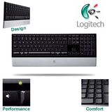 KBD Logitech Dinovo For Notebooks