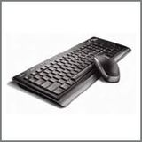 KBD Labtec Ultra-Flat Wireless Desktop USB