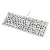 KBD Labtec White Keyboard Plus, FR