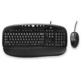 KBD Logitech Internet Pro Keyboard HU