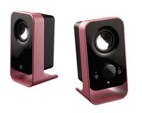 Multimedia - Speaker LOGITECH 980-000486 Speakers Logitech LS11, Pink, Retail