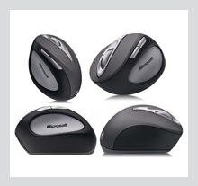 Mouse Microsoft Natural Wireless Laser Mouse 6000