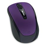 Мишка MICROSOFT Wireless Mobile mouse 3500, USB, ER, English, Purple, Retail