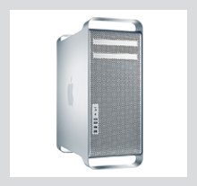 Apple Mac Pro 2 x 2.26GHz Quad-Core Intel Xeon, 6GB DDR3, 640 GB HDD
