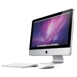 Apple iMac 54,6 cm (21,5\) Desktop PC 3.06, 4GB, 500GB, NVIDIA 9400