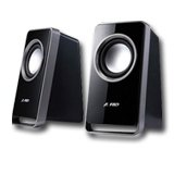 Multimedia - Speaker FENDA V520 Multimedia - Speaker F&D V520 (2.0, 4W, 30 - 20KHz, USB, Black)