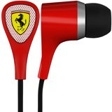 Multimedia - Headset FERRARI 2LFE010R FERRARI Multimedia - Headset S100i Scuderia Collection (iPad,iPhone,iPod) Red, Retail