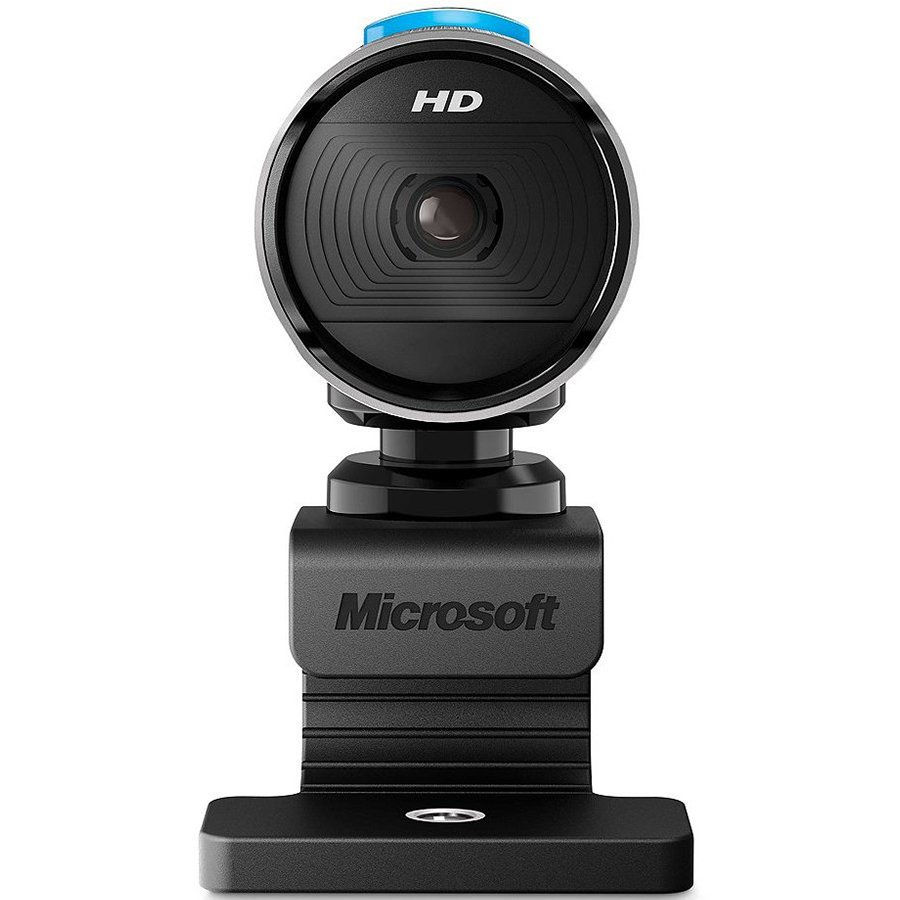 Web Camera MICROSOFT Q2F-00018 PL2 LifeCam Studio Win USB Port EMEA ER EN/CS/IW/HU/PL/RO/RU/UK Hdwr