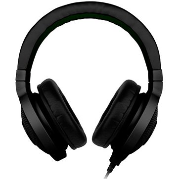 "Multimedia - Headset RAZER RZ12-00870200-R3M1 Headphones Kraken Black, 20- 20000Hz, 32 Om, 50mW, 1.3m cable+ 2m extension cable, 3.5""' headphone jack, 280g"