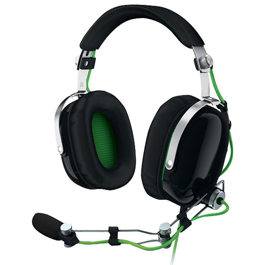 Multimedia - Headset RAZER RZ04-00720100-R3M1 Headset Blackshark, 20-20000Hz, 29 Om, 50mW, 1.3m cable, 3.5mm audio+mic combined jack, microphone.