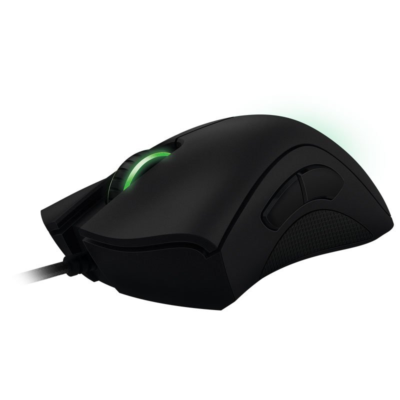 Input Devices - Mouse Box RAZER RZ01-00840100-R3G1 Deathadder 2013 - EU6400dpi 4G Optical Sensor,Razer Synapse 2.0,1000Hz Ultrapolling/1ms response, 200 inches per second