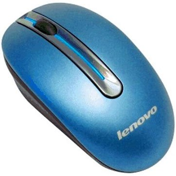 Input Devices - Mouse Box LENOVO 888-013578 Lenovo Wireless Mouse N3903 Coral-Blue
