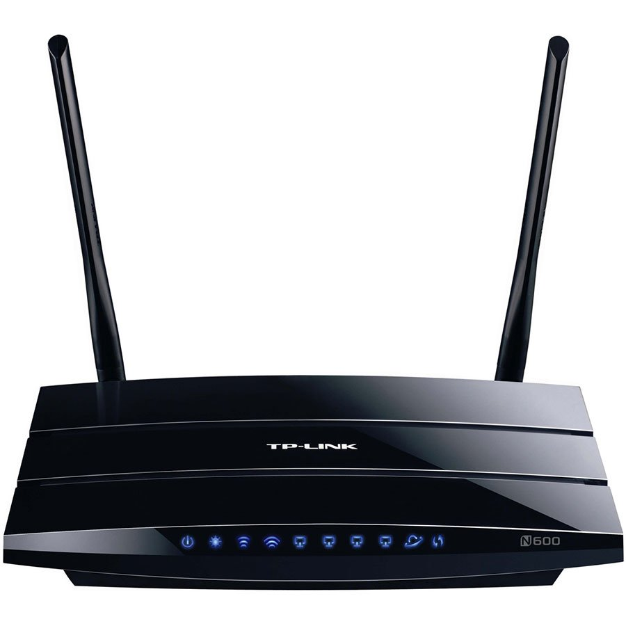Networking - Router TP-LINK TL-WDR3600 N600 Wireless Dual Band Gigabit Router