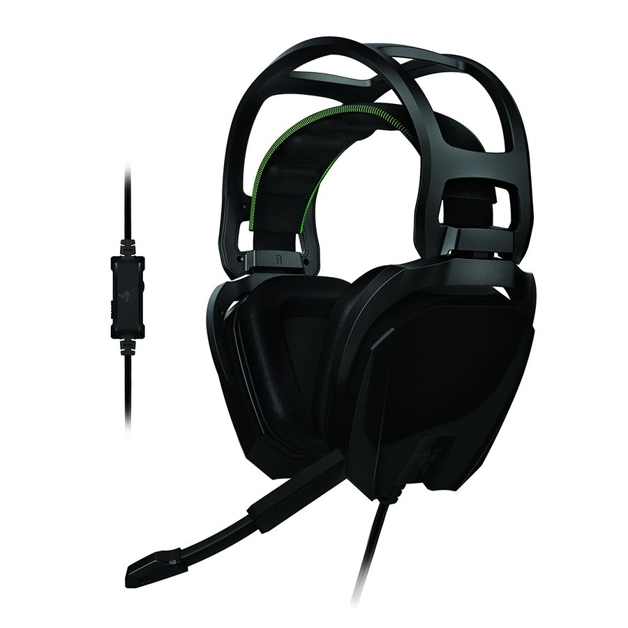 Multimedia - Headset RAZER RZ04-00590100-R3M1 Headset Tiamat 2.2 - FRMLTrue-to-life Surround Sound from 10 discrete drivers