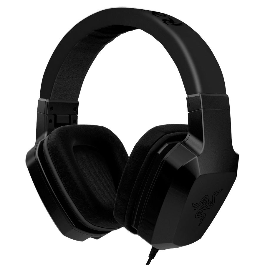 Multimedia - Headset RAZER RZ04-00700200-R3M1 Headset RAZER Electra (Dynamic, 25-16000Hz,1.3m cable)