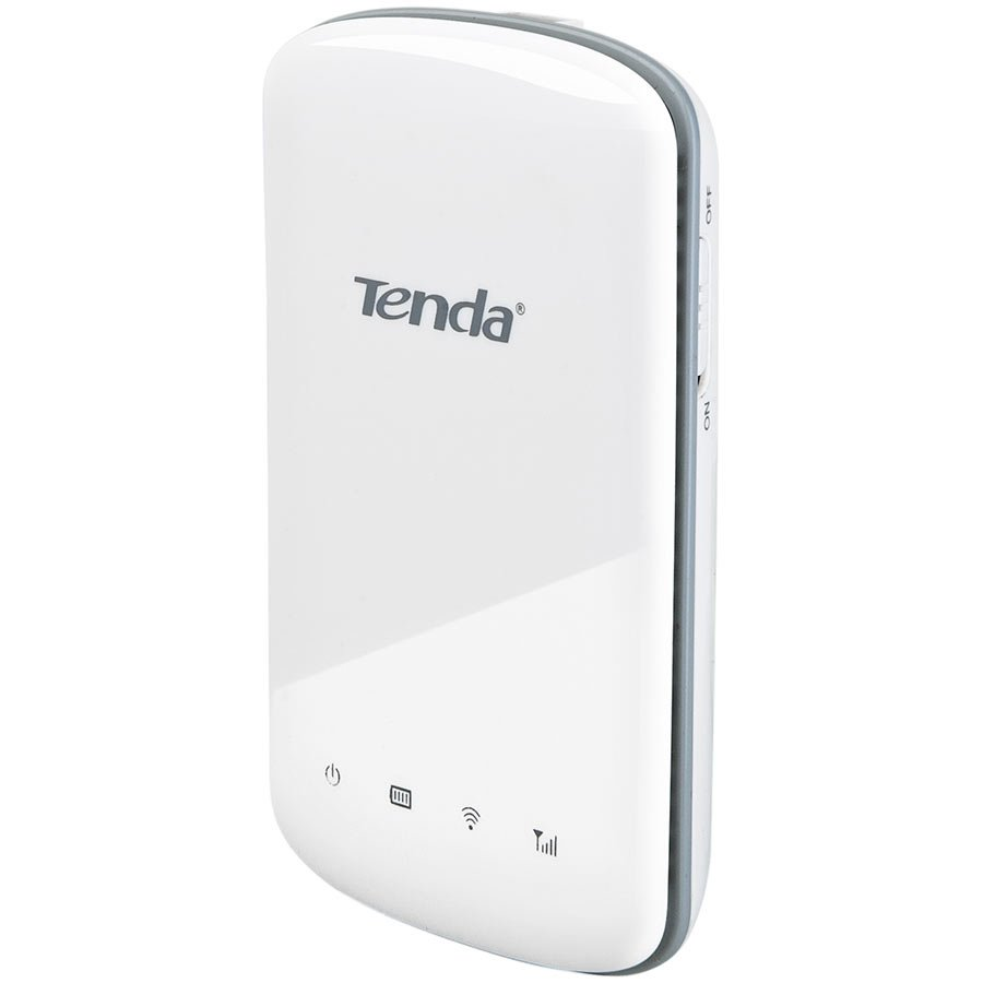 Networking - Router TENDA 3G186R 7.2Mbps High Speed MiFi Hotspot; HSPA-based, Uplink 3.6Mbps, Downlink 7.2 Mbps; Built-in Battery, Up to 4 hours; Combination of HSPA modem and WiFi Router functionality; Good for 5 users stimultaneously