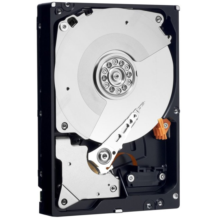 "HDD Desktop WESTERN DIGITAL WD3001FAEX WD Black HDD Desktop (3.5"", 3TB, 64MB, 7200RPM, SATA-6Gb/s)"
