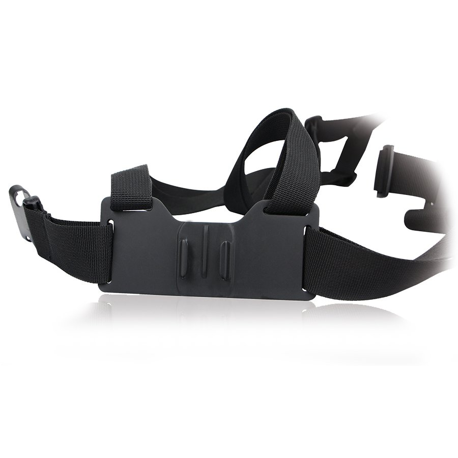 Car Video Recorder PRESTIGIO PCMH700 Chest Mount Harness / Black