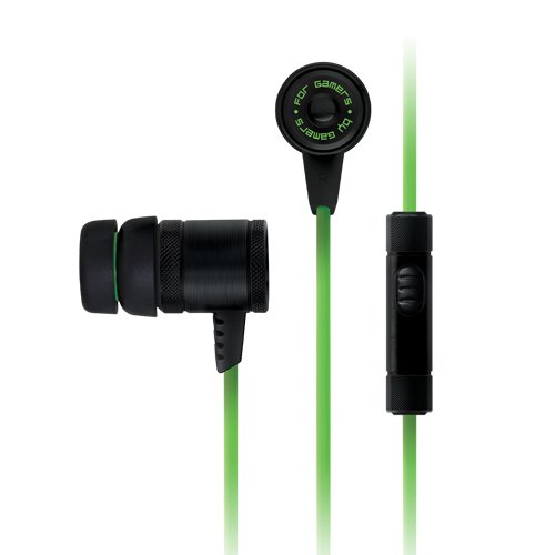 Multimedia - Headset RAZER RZ04-00910100-R3M1 Headset with microphone. Include Audio -Mic splitter, case and 3 size ear-tips. Razer Hammerhead Pro In-Ear Headset is an in-ear monitor (IEM) engineered from the ground up to set the standard in portable gami