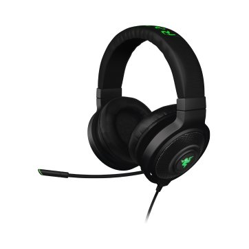 Multimedia - Headset RAZER RZ04-01010100-R3M1 Razer Kraken 7.1 Surround Sound USB Gaming Headset- FRML. Enhanced Digital Microphone