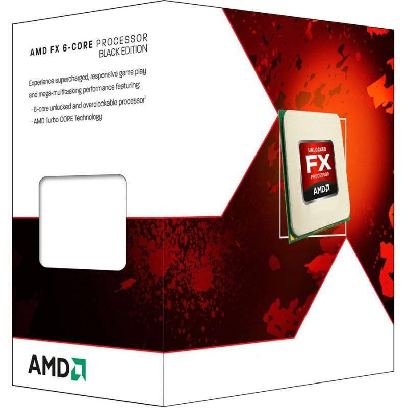 CPU Desktop AMD FD6300WMHKBOX AMD CPU Desktop FX-Series X6 6300 (3.5GHz,14MB,95W,AM3+) box