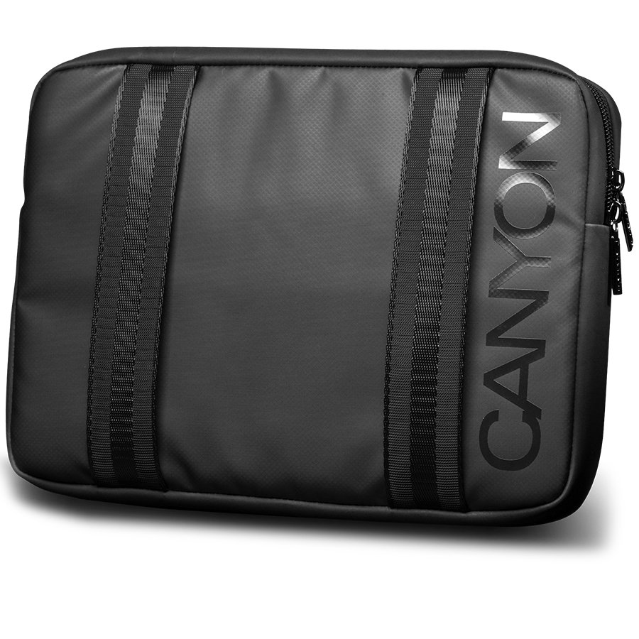 Carrying Case CANYON CNL-MBNB10 CANYON Sleeve, Polyvinyl Chloride, Черен