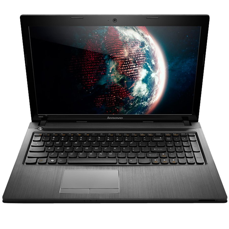 PC Notebook LENOVO 59-392824 G500 Black texture, 15.6 HD Glossy Backlight (1366x768), Intel Pentium 2020M, RAM 4GB, HDD 1TB, ATI SUN PRO8570 2GB, DVD-RW, Eth 10/100M, WiFi b/g/n+BT4.0, HDMI,HD Cam,Single Mic, 6 cell, Free DOS