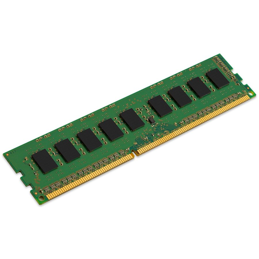 Memory ( Server ) KINGSTON KVR16E11S8/4 4GB 1600MHz DDR3 ECC CL11 DIMM SR x8 w/TS Lifetime