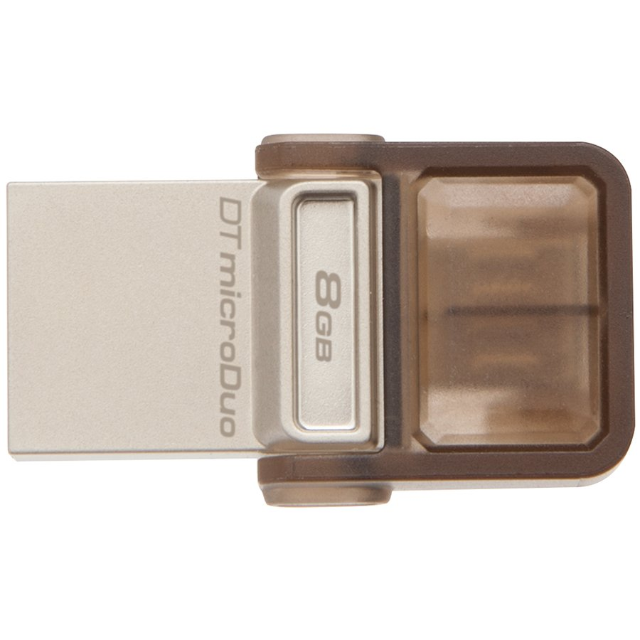 Memory ( USB flash ) KINGSTON DTDUO/8GB Kingston 8GB DT MicroDuo USB 2.0 micro USB OTG, EAN: 740617229172