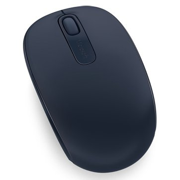 Input Devices - Mouse MICROSOFT U7Z-00013 Wireless Mobile Mouse 1850 EN/RO EMEA EG Wool Blue V2