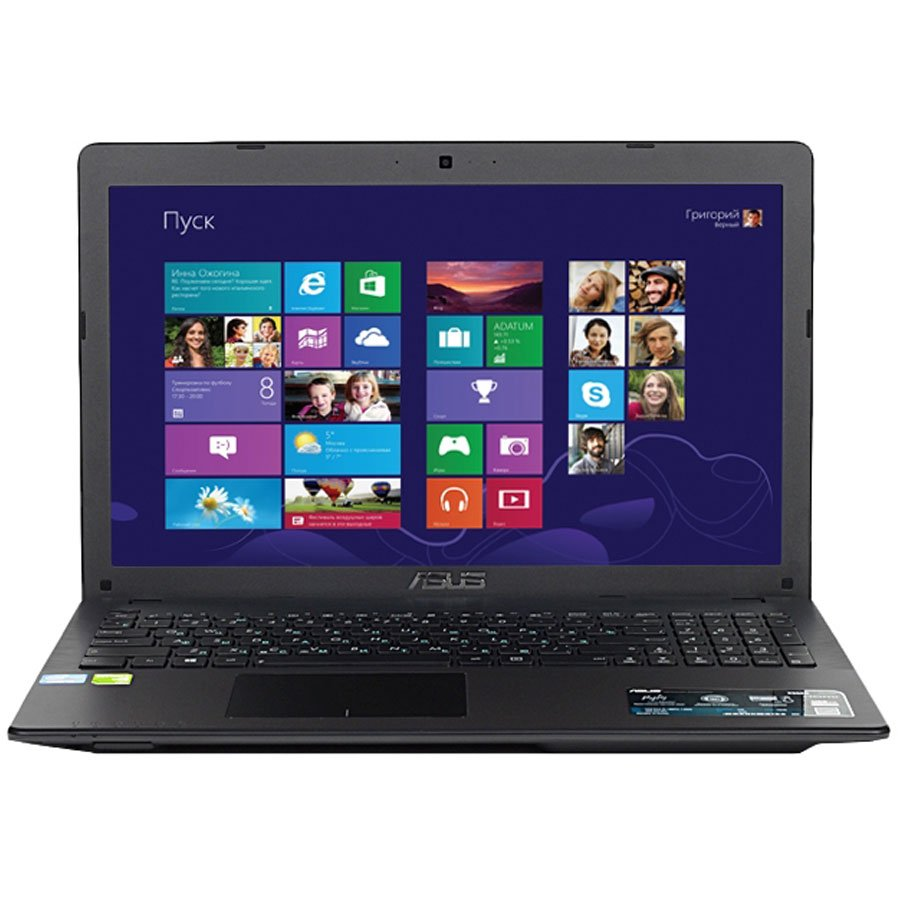PC Notebook ASUS X552CL-SX136D X552CL 15.6 HD 1366x768 glare type, CPU Intel Pentium 2117U Dual Core 1.8GHz 2M 0.22nm 17W, Ram 4GB DDR3 1600MHz 1 slot free, HDD 750GB, NV GF GT710M 1GB, DVD, HDMI, HD WebCam, USB 3.0, Free DOS.