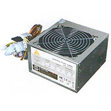 Power Supply Unit GOLDEN FIELD ATX-550W_12SM ATX-550W ATX-550W Power Supply GOLDENFIELD AC 115/230V, 47/63Hz, DC 3.3/5/12V, 550W, SLI Ready, 3XSATA conector, 2 x MOLEX, power cable incl., 1x120, Efficiency 65%, Bulk