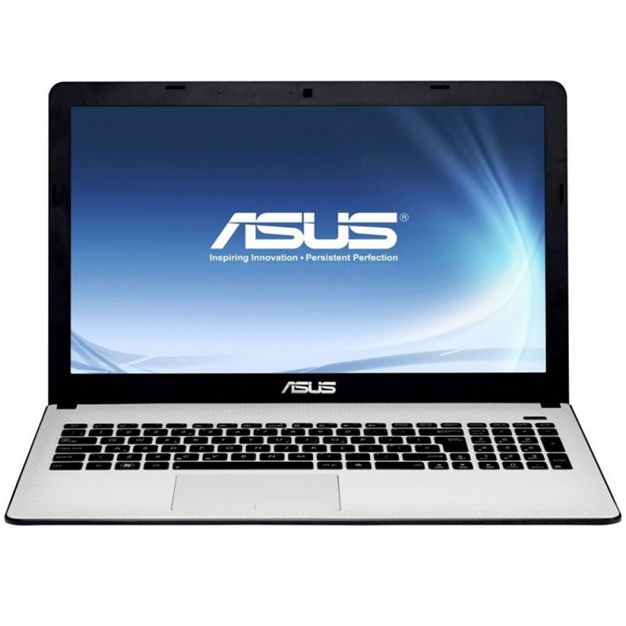 "PC Notebook ASUS X551CA-SX033D 15.6"" HD LED 1366x768 glare, CPU Intel Pentium 2117U Dual Core 1.8GHz, Ram 4GB, HDD 500GB, VGA Intel HD Graphics Ivy Bridge, HDMI 1.4, HD WebCam, USB 3.0, White."