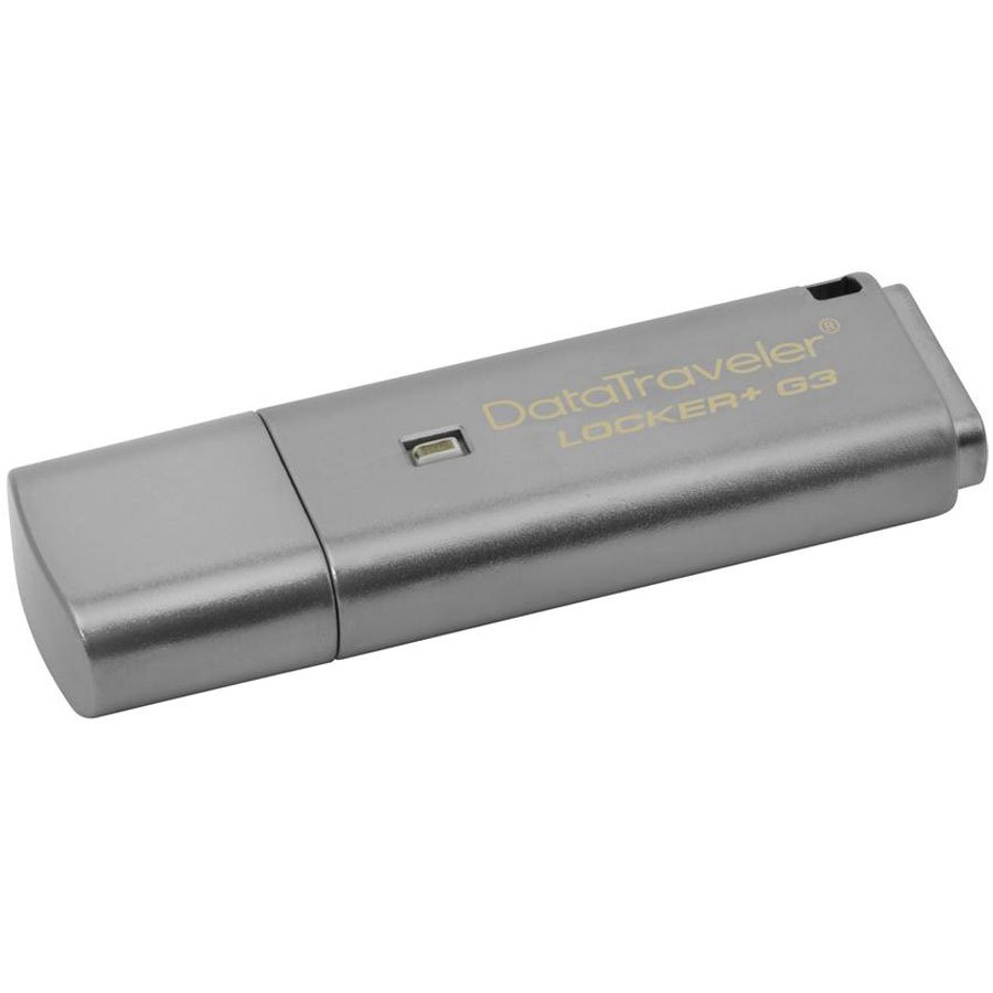 Memory ( USB flash ) KINGSTON DTLPG3/16GB Kingston  16GB 3.0 DTLPG3 w/Hardware encryption/ USBtoCloud, EAN: '740617218596