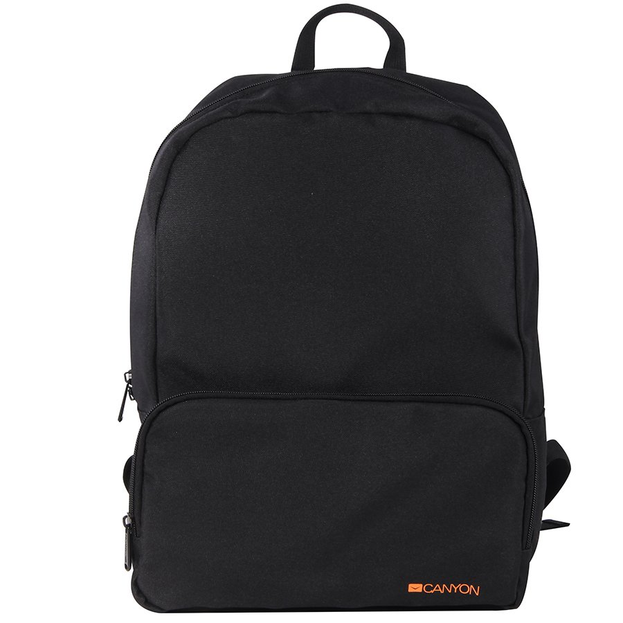 Carrying Case CANYON CNE-CNP15S1B CANYON CNE-CNP15S1B Practical backpack for walk, sport and every day. Color black. Main compartment with small zipper pocket on the front for your essential accessoriesMade of durable materials