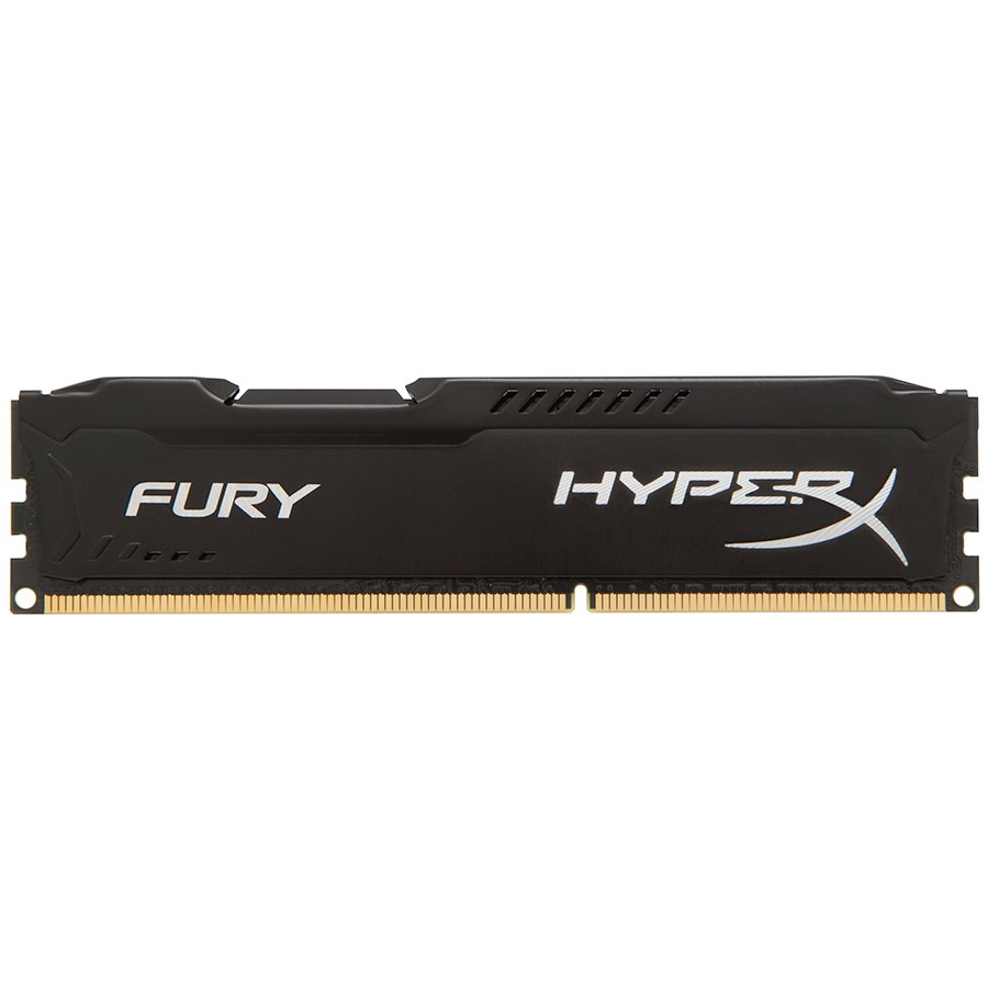 Memory ( Desktop ) KINGSTON HX318C10FB/8 Kingston  8GB 1866MHz DDR3 CL10 DIMM HyperX FURY Black, EAN: '740617230567
