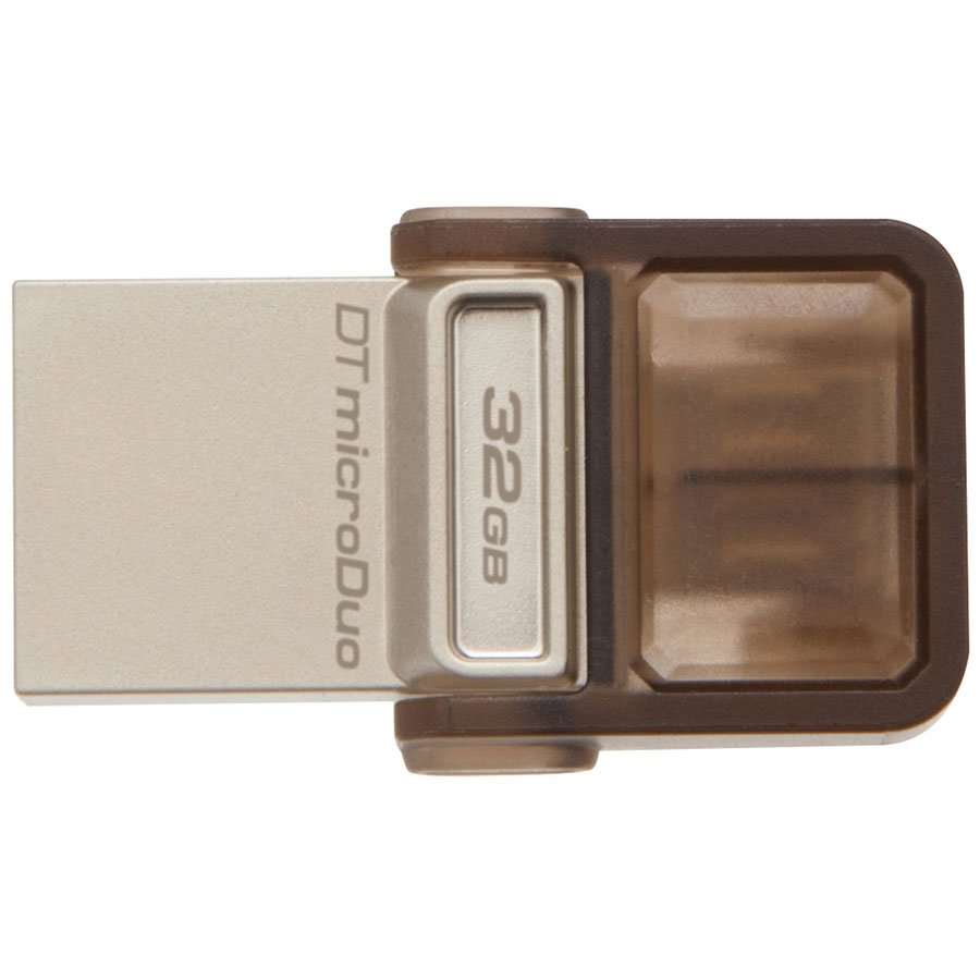 Memory ( USB flash ) KINGSTON DTDUO3/32GB Kingston 32GB DT microDuo USB 3.0/ micro USB OTG, EAN: 740617230789