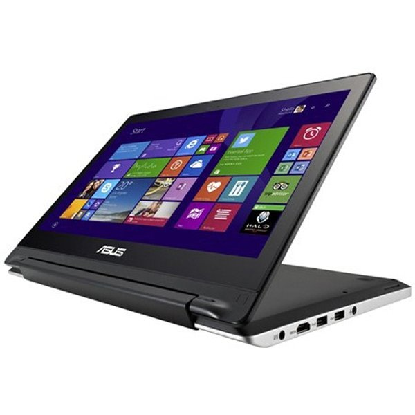 "PC Notebook ASUS TP300LA-DW063H TOUCH 13.3"" Ultraslim LED 1366x768 Glare, Intel Core i3-4030U up to 1.90 GHz, Ram 4GB, HDD 1TB, Intel HD Graphics 4400, BT4.0 + WiDi, 360 rotated screen, Alum. chassis, 3xUSB, HD WebCamera, HDMI 1.4, 802.11ac DualBand, Win"