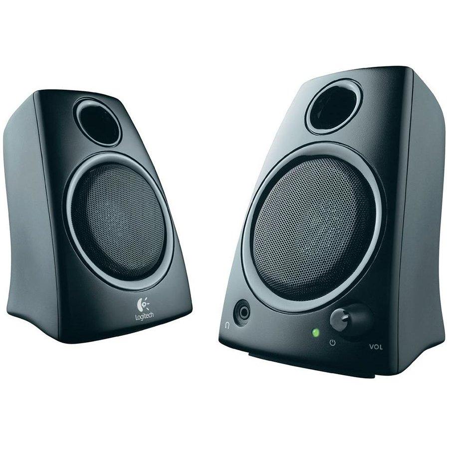 Multimedia - Audio System LOGITECH 980-000418 LOGITECH Speakers Z130 - BLACK - ANALOG - PLUGC - EMEA