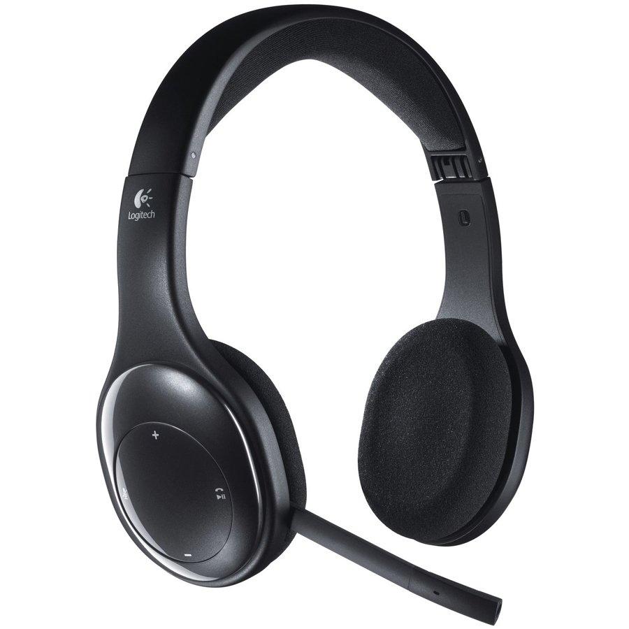 Multimedia - Headset LOGITECH 981-000338 LOGITECH Bluetooth Headset H800 - EMEA