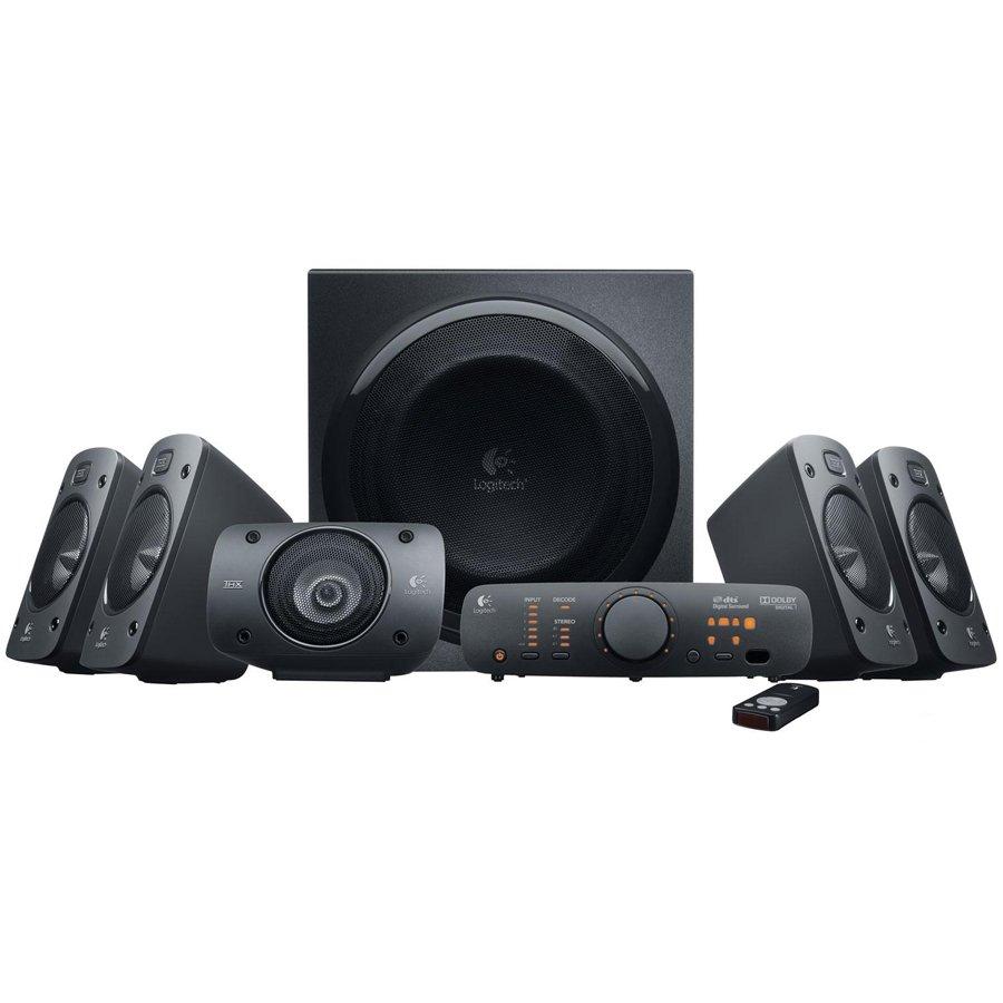 Multimedia - Audio System LOGITECH 980-000468 LOGITECH Surround Sound Speakers Z906 - DIGITAL - EMEA28