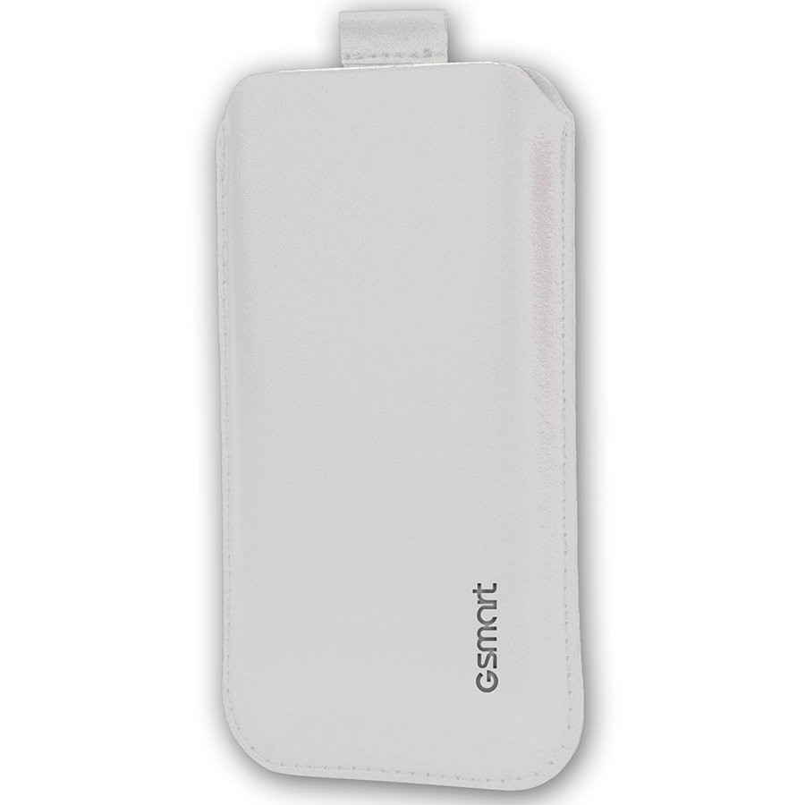 "Various Accessories GIGABYTE 2Q000-0000-STRAP-WHITE CLASSIC strap GSmart White for T4 lite, Roma, Roma Plus - 4"""