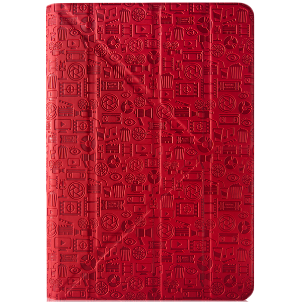 "PC Tablet Cases CANYON CNS-C24UT8R ""Life is"" universal case for 8"" tablet (Color: Red)"