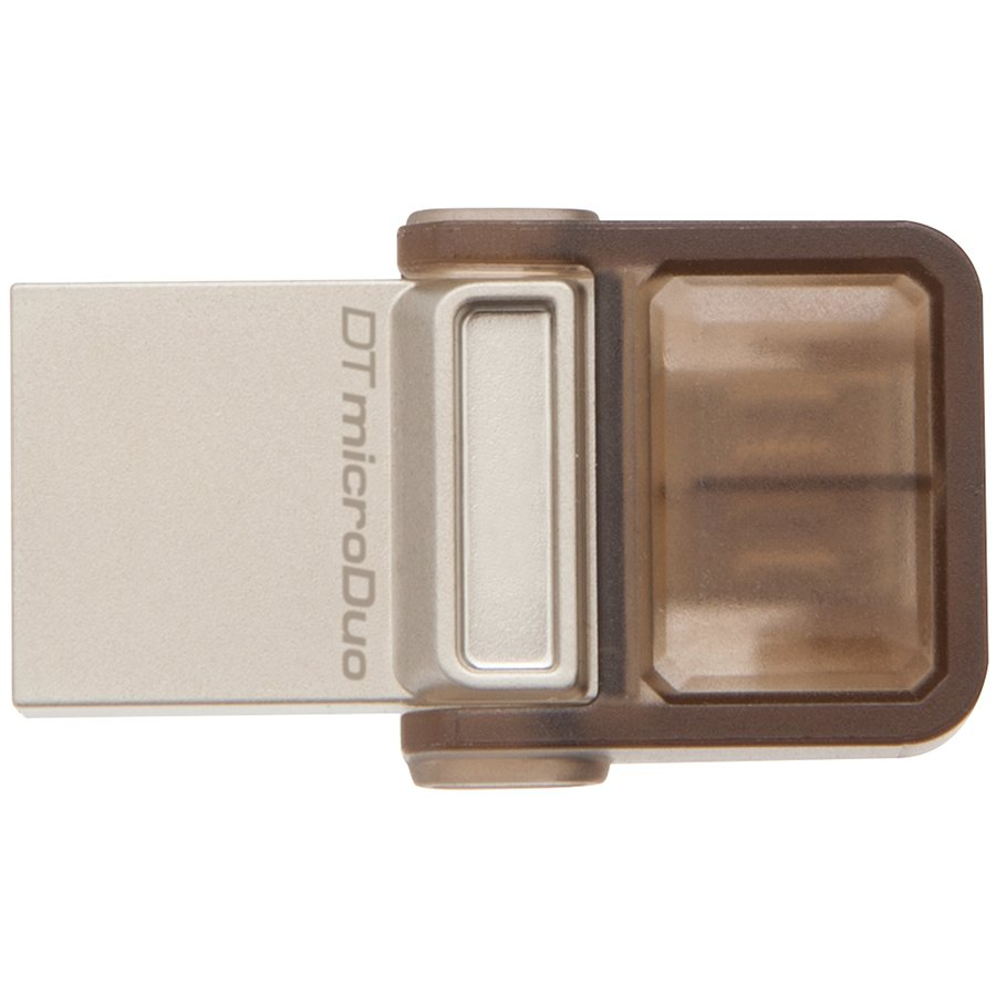 Memory ( USB flash ) KINGSTON DTDUO/16GB Kingston 16GB DT MicroDuo USB 2.0 micro USB OTG, EAN: 740617229189