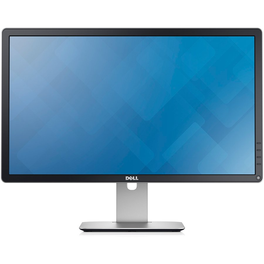 Monitor LED DELL P2414H-14 Dell P2414H Professional 23.8'' Wide LED Anti-Glare, IPS Panel, 8ms, 200000:1 DCR, 250 cd/m2, 1920x1080 FullHD, 4xUSB, DVI-D, Display Port, Height Adjustable, Pivot, Swivel, Black