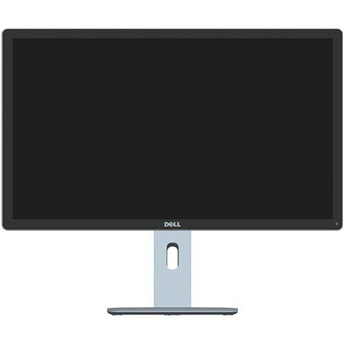 Monitor LED DELL P2415Q-14 Dell P2415Q 23.8'' Ultra HD LED, IPS Panel Anti-Glare, 6ms, 2000000:1 DCR, 300 cd/m2, 3840x2160, 4xUSB, HDMI, Display Port, Height Adjustable, Pivot, Swivel, Black