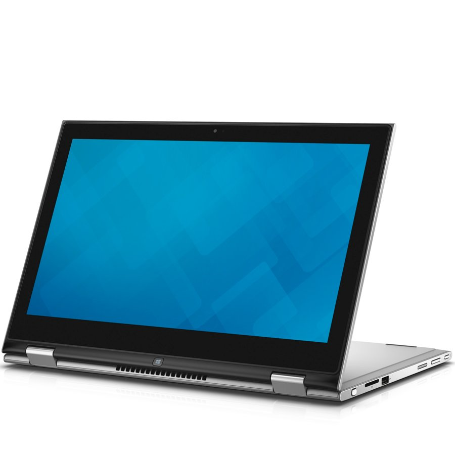 PC Notebook Consumer DELL DI7348I545V3WCIS-14 Notebook DELL Inspiron 7348 13.3 (1366 x 768), i5-5200U up to 2.70 GHz, RAM 4GB, HDD 500GB, HD Graphics, Windows 8.1 (64Bit) English, Silver, 2Y NBD