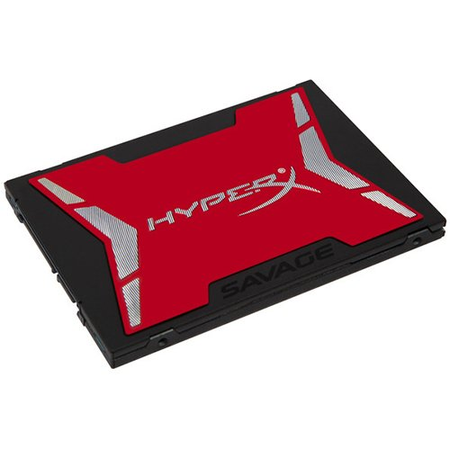 SSD Client KINGSTON SHSS37A/480G Kingston  480GB HyperX SAVAGE SSD SATA 3 2.5 (7mm height), EAN: '740617239850