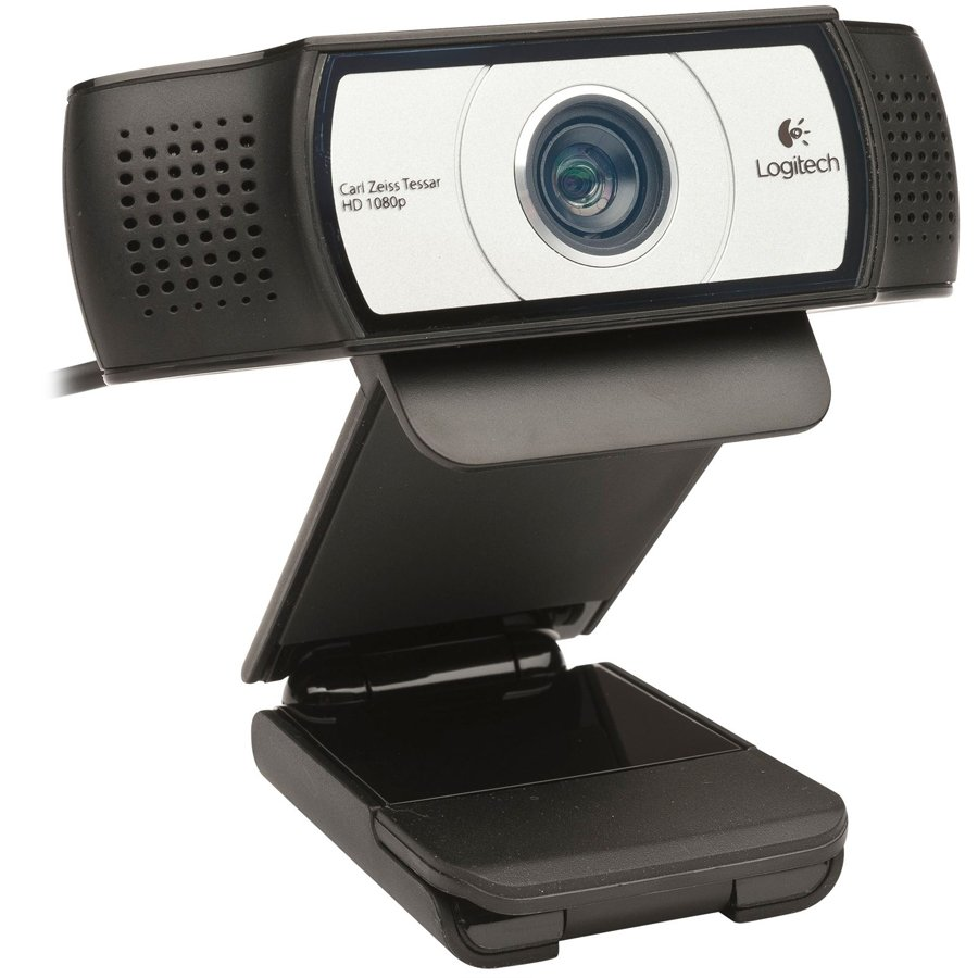 Web Camera LOGITECH 960-000972 LOGITECH UC WebCam C930e - EMEA Business