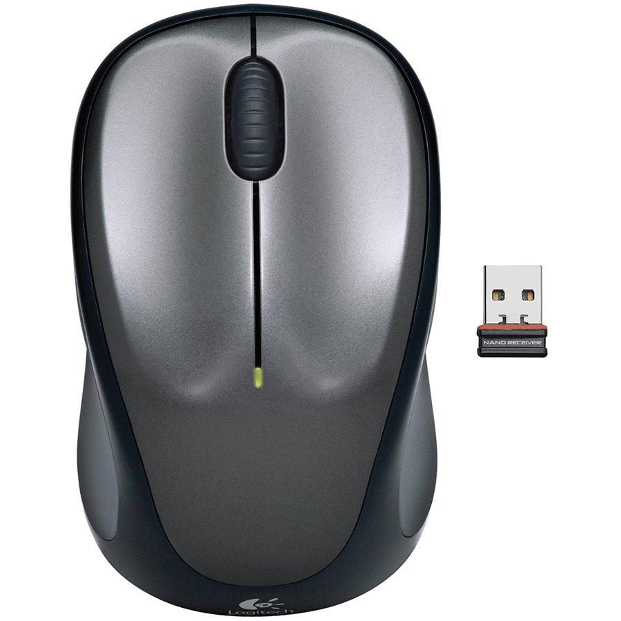 Input Devices - Mouse Box LOGITECH 910-002201 LOGITECH Wireless Mouse M235 - EMEA - COLT MATE